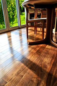 How to maintain your hardwood flooring in columbia